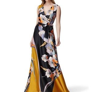 Brand new with tags Tahari floral maxi dress 8